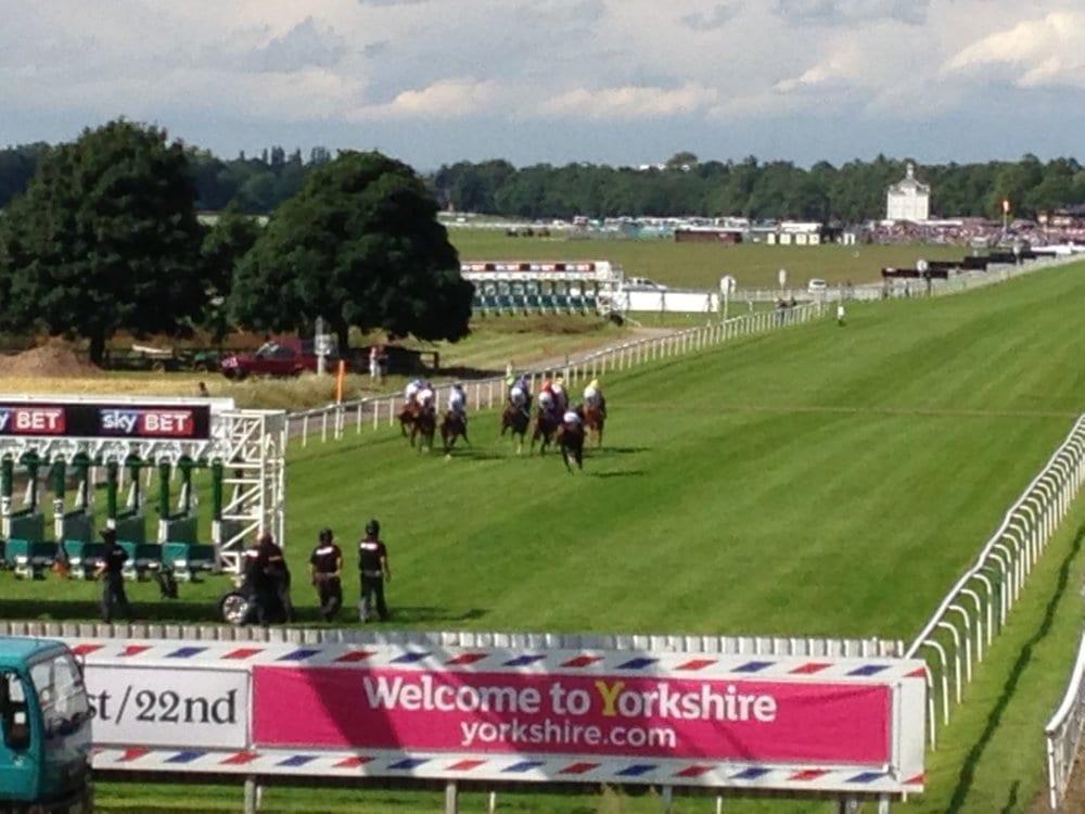Knavesmire York Racecourse