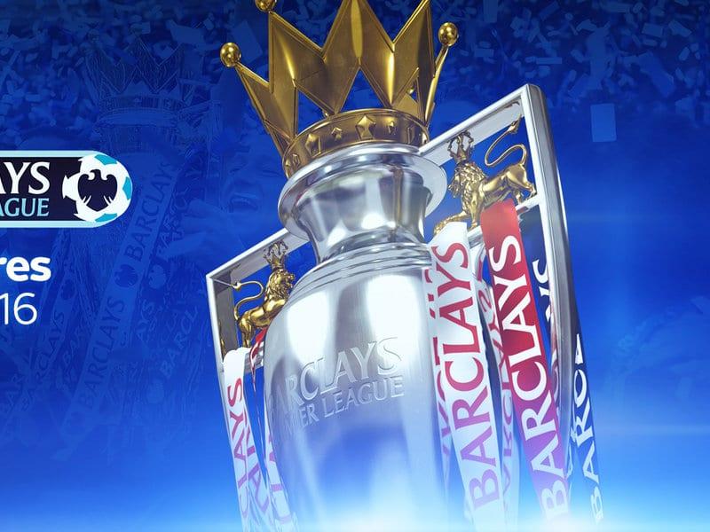 Premier League football fixtures