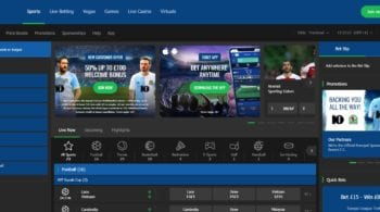 10bet Bookmaker Review