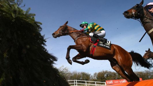£10 Free Bet for Saturday's Grand National Horse Race