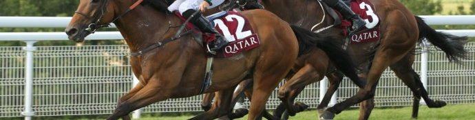 Balmoral Castle race horse