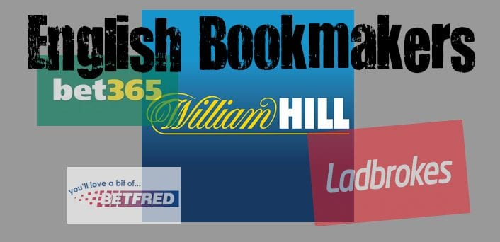 The original English Bookmakers line up