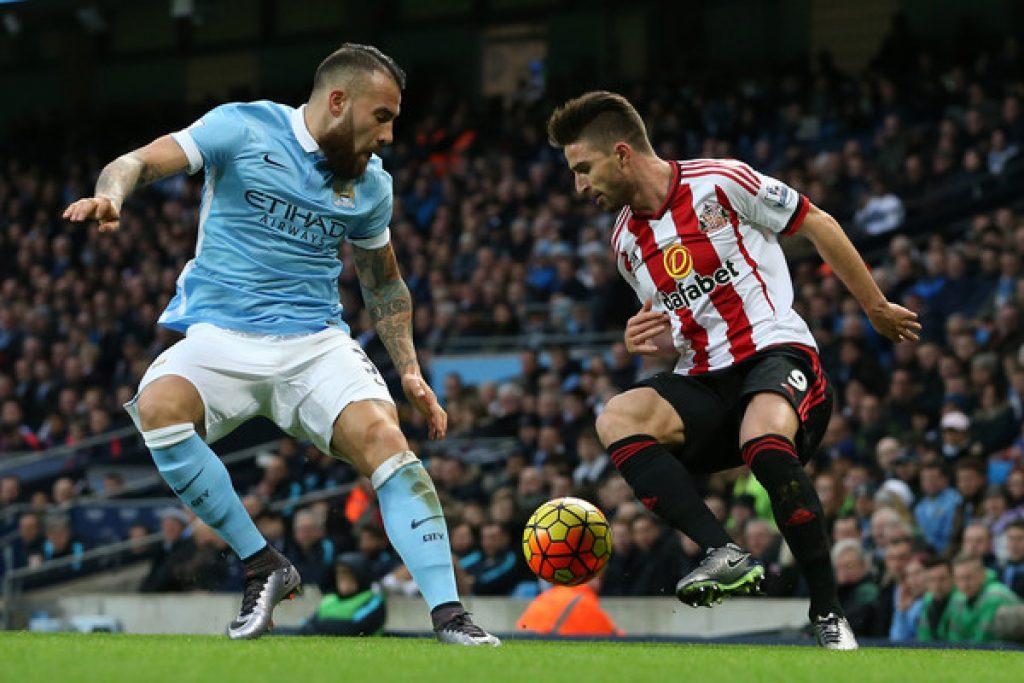 Man City v Sunderland Free In Play bet