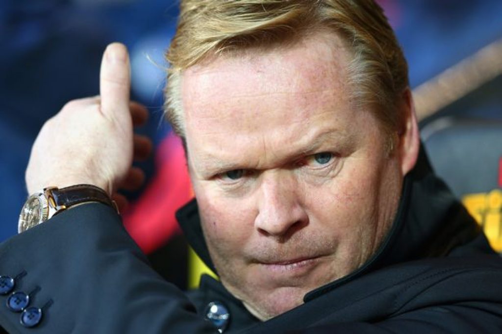 Everton v Tottenham Prediction sees Ronald Koeman as the new manager looking to inspire the home side