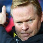 Ronald Koeman new manager at Everton