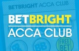 BetBright Acca Club get a Free football bet
