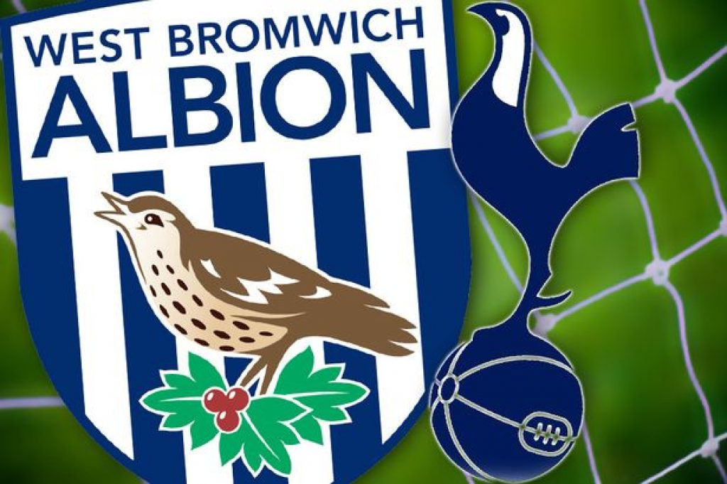 West Brom vs Tottenham Predictions
