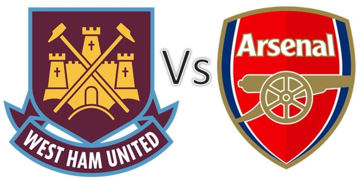 West Ham United v Arsenal Preview