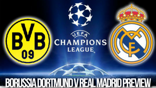 Borussia Dortmund v Real Madrid