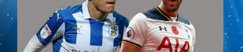 Huddersfield v Tottenham