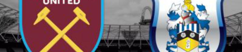 West Ham United v Huddersfield Town