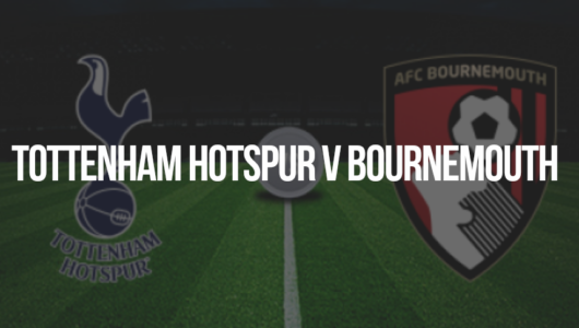 Tottenham Hotspur v Bournemouth prediction