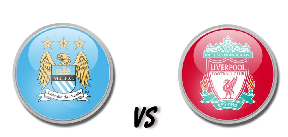 Manchester City v Liverpool prediction