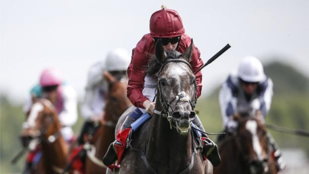 Epsom Derby: Roaring Lion confirmed to race by trainer John Gosden