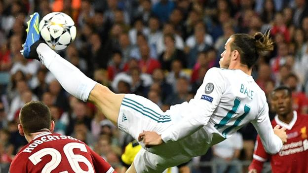 Gareth Bale Champions League goal: Was it greatest in competition?