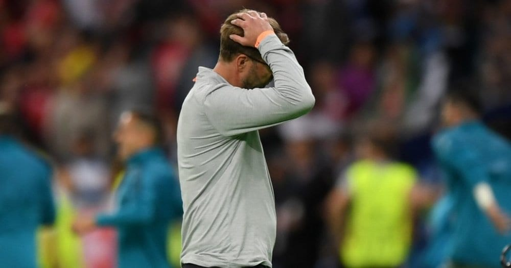 Liverpool under strain after recent setbacks