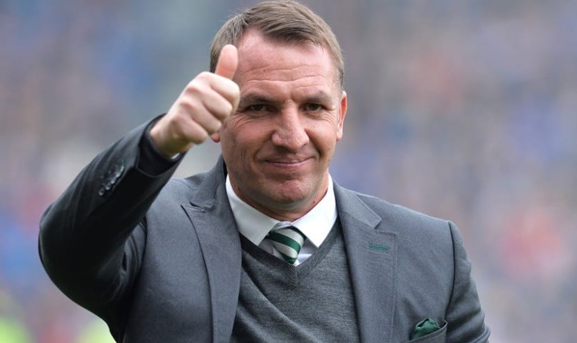 Bookmakers list Brendan Rodgers an Next Real Madrid Manager in the Betting