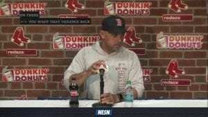 Mookie Betts injury update