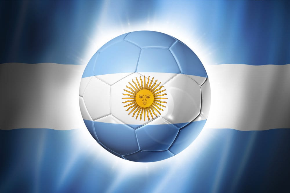 World Cup 2018 betting on Argentina