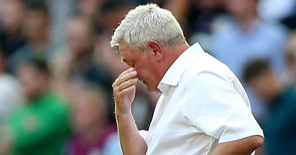 Steve Bruce Next Newcastle Manager betting Odds