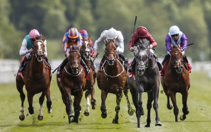 3 x £5 FREE BETS WELCOME HORSE RACING OFFER