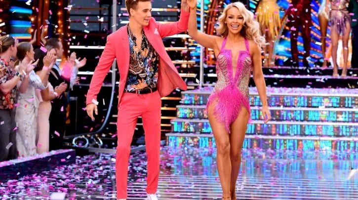 Strictly Come Dancing betting tips