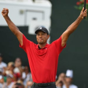 Tiger Woods Golf Betting Odds