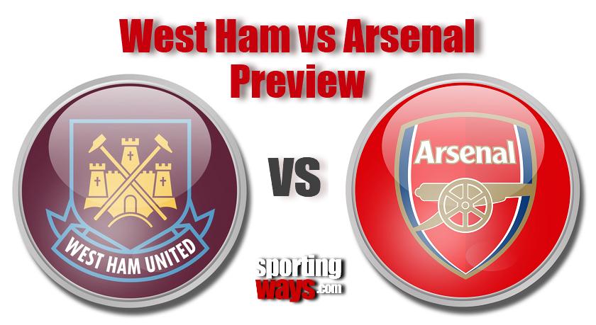 West Ham vs Arsenal Predictions for Premier League match