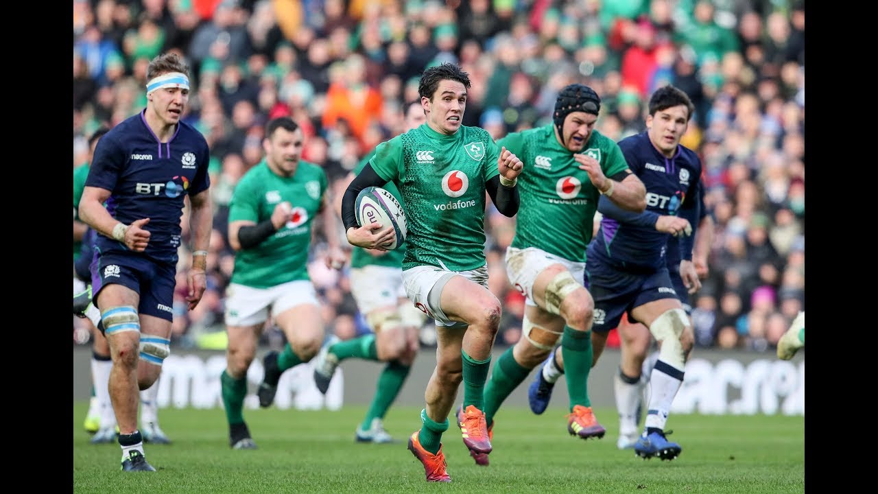 Short Highlights: Scotland 13-22 Ireland | Guinness Six Nations