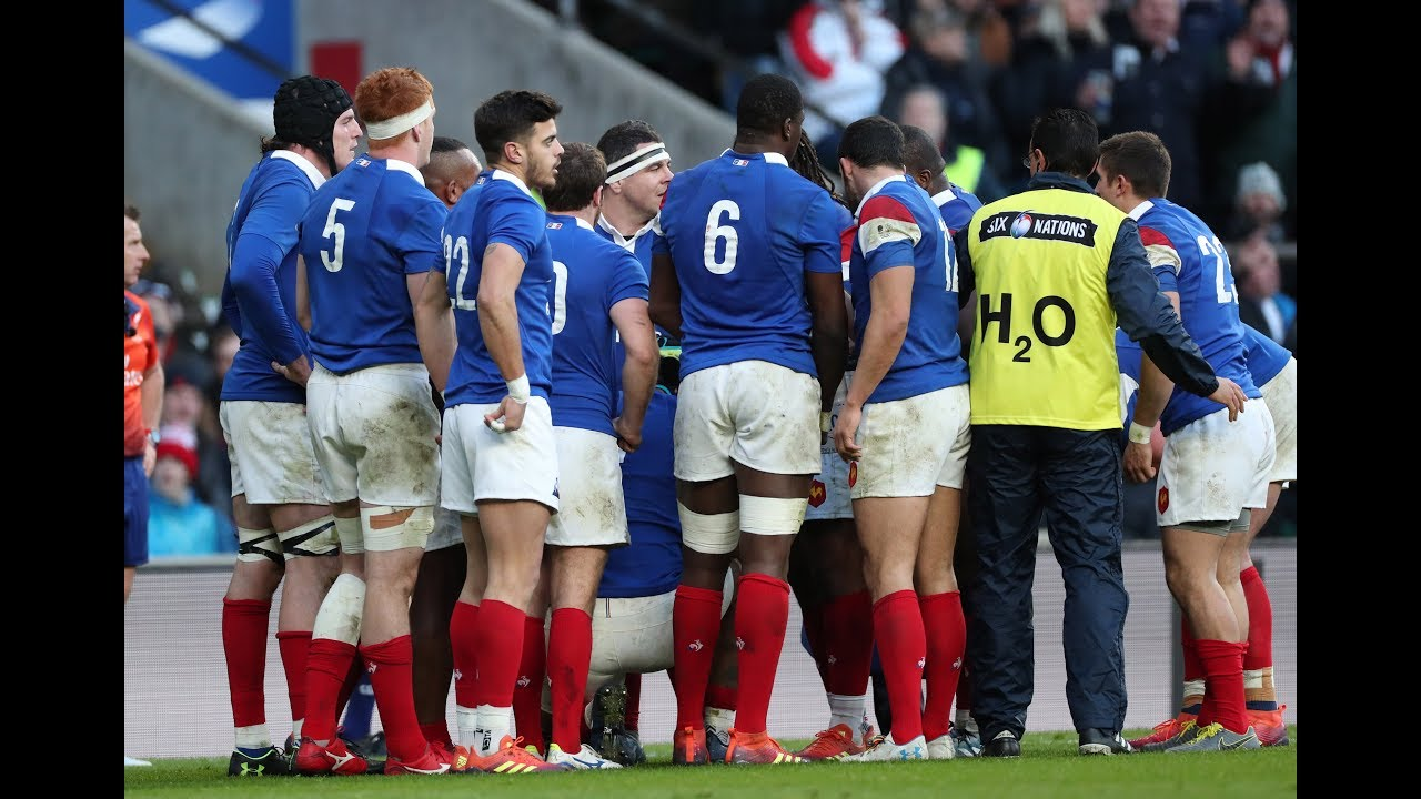 France open Round Three against Scotland! | Guinness Six Nations