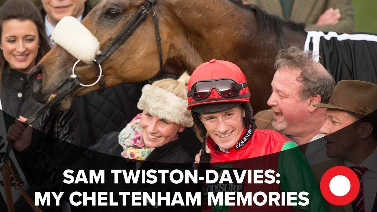 Sam Twiston-Davies: My Cheltenham Memories
