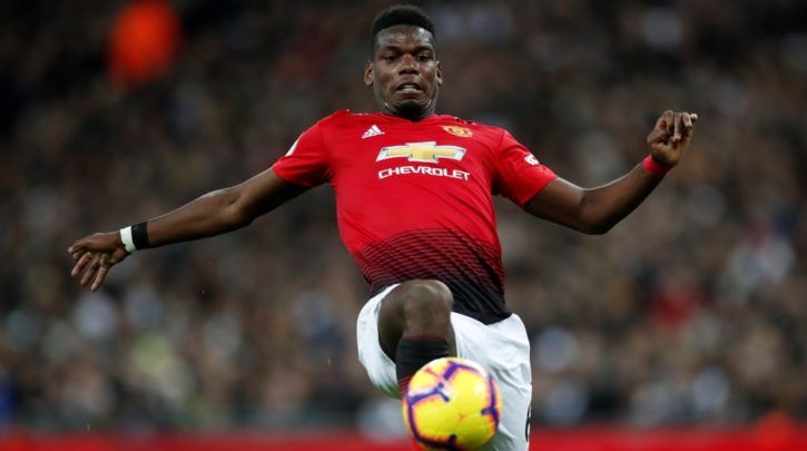 Pogba 4/7 to Leave Man United