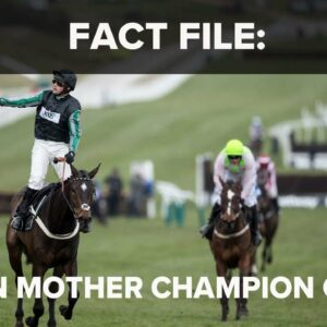 Fact File: Cheltenham Festival Queen Mother Champion Chase