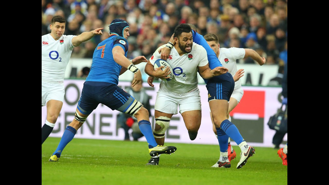 Official Extended Highlights (Worldwide) - France 21-31 England | RBS 6 Nations