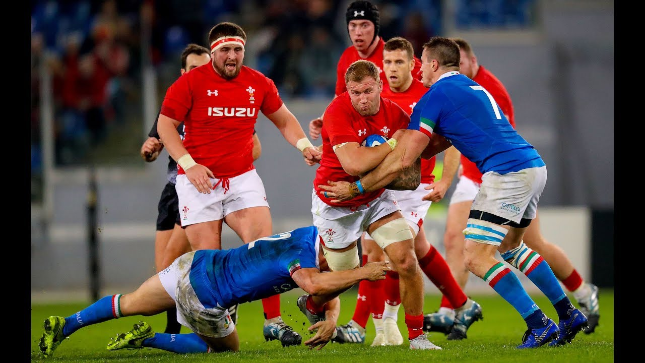 Extended Highlights: Italy 15-26 Wales | Guinness Six Nations