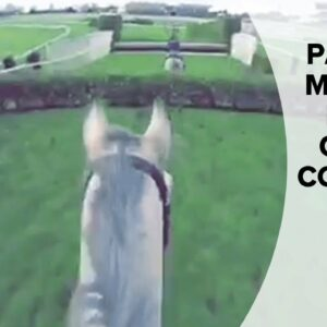 Watch Patrick Mullins school Ballycasey on the Cheltenham Cross Country course