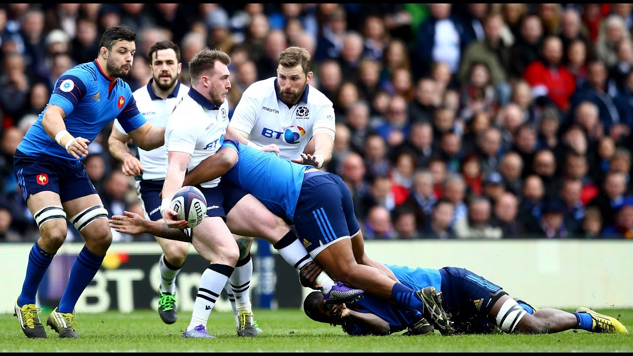 Official Extended Highlights (Worldwide) - Scotland 29-18 France | RBS 6 Nations