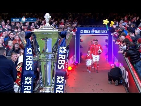 Full Match Highlights Wales v Ireland Rugby Match 02 Feb 2013