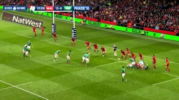 Epic Welsh Defence Part 1, Wales v Ireland, 14th March 2015
