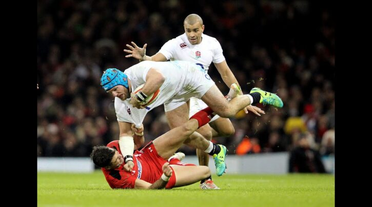 Wales v England, Official Extended Highlights, 06th Feb 2015