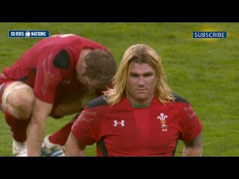 Wales v Scotland - Official Extended Highlights 15th March 2014