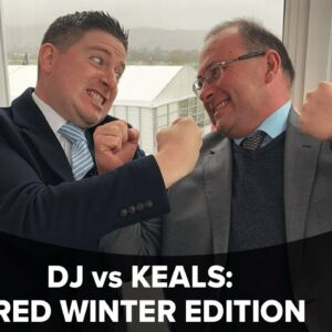 Cheltenham 2019: DJ vs Keals - Fred Winter Fighting Talk!