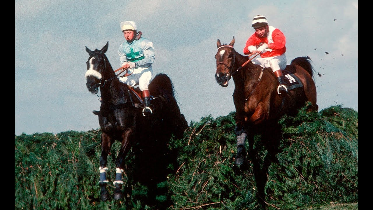 Grand National course walk