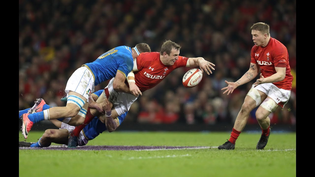Short Highlights: Wales v Italy | NatWest 6 Nations