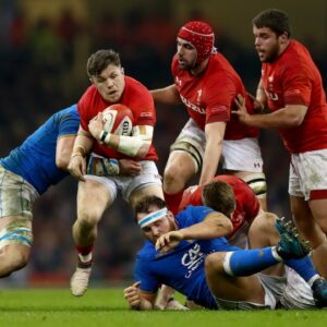 Extended Highlights: Wales v Italy | NatWest 6 Nations
