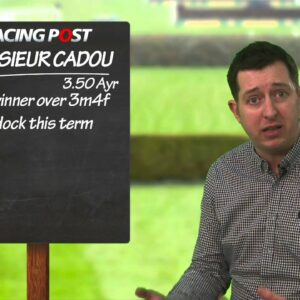 Race tipping: Dave Orton - Scottish Grand National, 3.50 Ayr, Saturday