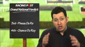 Grand National Verdict