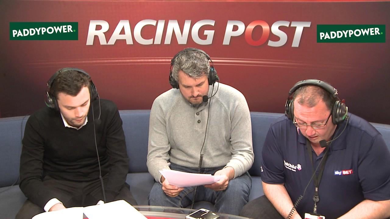 Racing Postcast: Weekend Tipping 21-04-17