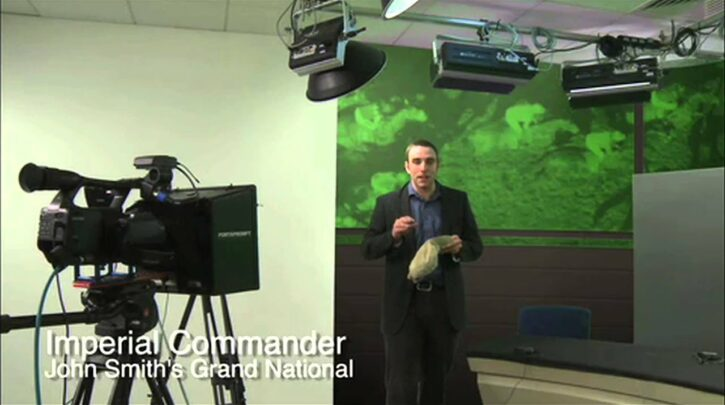 Grand National 2013: RP Office Sweep