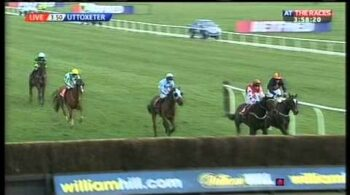 Race Replay: Midlands Grand National, Uttoxeter, 15-03-14